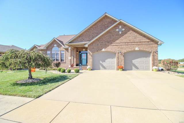 335 Golden Eye Court, STAUNTON, IL 62088 (#19076585) :: The Becky O'Neill Power Home Selling Team