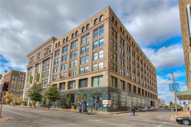 901 Washington Avenue #607, St Louis, MO 63101 (#19076606) :: The Kathy Helbig Group