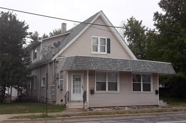 4201 Cookson, Fairmont City, IL 62201 (#19076613) :: Fusion Realty, LLC