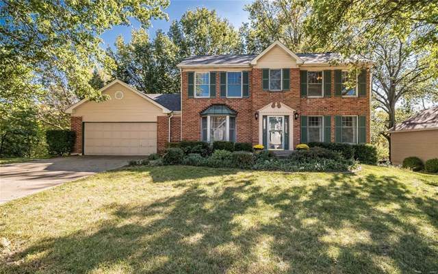 449 Bridgewater Court, Saint Charles, MO 63304 (#19076615) :: Barrett Realty Group