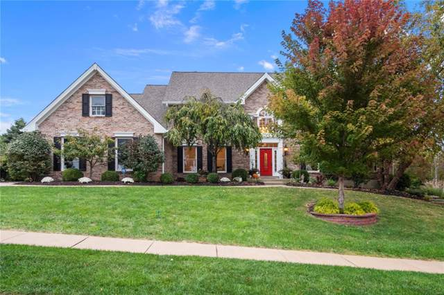 17622 Lisa Valley Court, Wildwood, MO 63005 (#19076622) :: The Becky O'Neill Power Home Selling Team