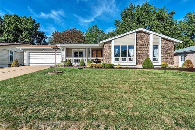 10501 Gregory Court, St Louis, MO 63128 (#19076632) :: The Kathy Helbig Group