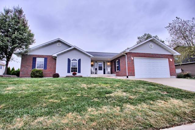 1052 Oxford Hill Road, O'Fallon, IL 62269 (#19076651) :: The Kathy Helbig Group
