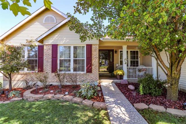 224 Margaret Michelle Court, Saint Peters, MO 63376 (#19076672) :: Peter Lu Team