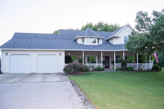 1315 Antler Drive, Troy, IL 62294 (#19076700) :: Peter Lu Team