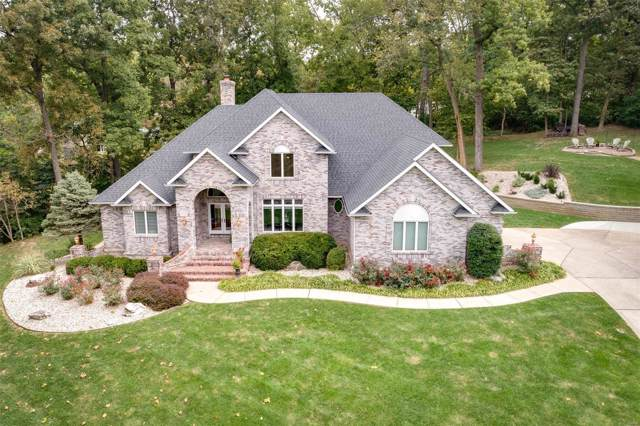 14 Lake Forest Court, Saint Charles, MO 63301 (#19076717) :: The Kathy Helbig Group