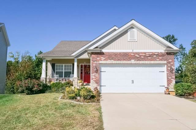 131 Peruque Estates, Wentzville, MO 63385 (#19076762) :: Kelly Hager Group | TdD Premier Real Estate