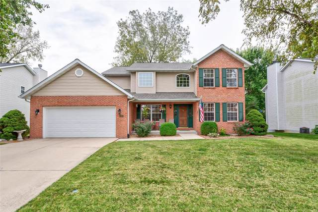 1214 Illini Drive, O'Fallon, IL 62269 (#19076766) :: The Kathy Helbig Group