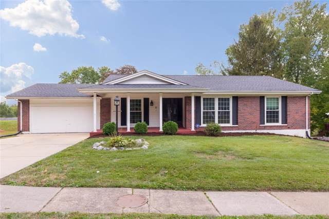 11745 Sheffield Drive, Florissant, MO 63033 (#19076774) :: The Kathy Helbig Group