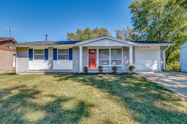 11480 Fox Hall, Florissant, MO 63033 (#19076781) :: The Kathy Helbig Group