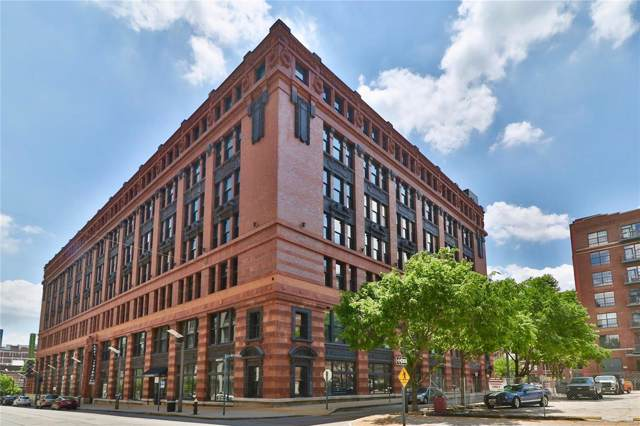 1520 Washington Avenue #611, St Louis, MO 63103 (#19076787) :: Matt Smith Real Estate Group