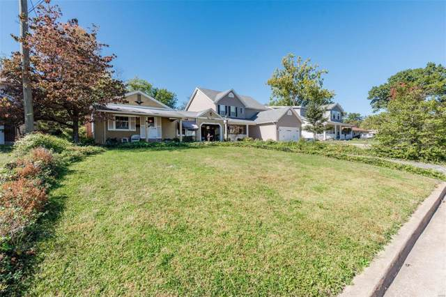 315 Caroline Avenue, Kirkwood, MO 63122 (#19076792) :: Peter Lu Team