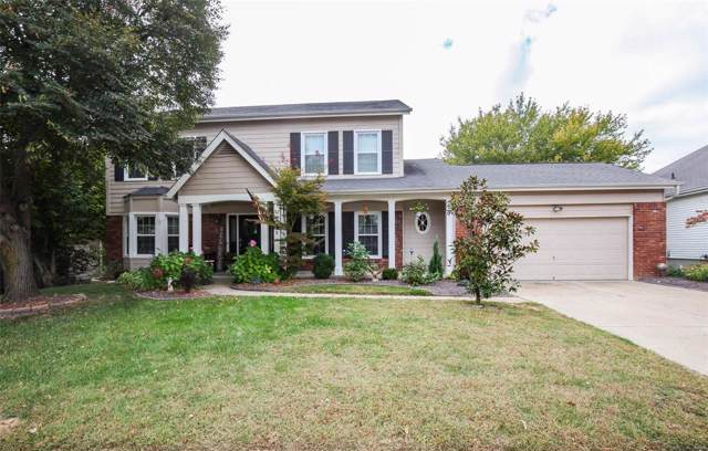 3495 Brookwood Circle, Saint Charles, MO 63301 (#19076793) :: Barrett Realty Group
