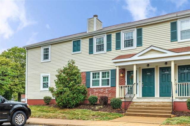 1451 Bluebird Terr, St Louis, MO 63144 (#19076810) :: The Kathy Helbig Group