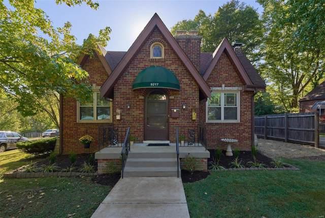 9217 Niles, St Louis, MO 63123 (#19076828) :: Walker Real Estate Team