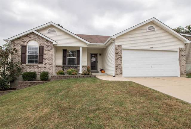 574 Conestoga Drive, House Springs, MO 63051 (#19076833) :: Holden Realty Group - RE/MAX Preferred