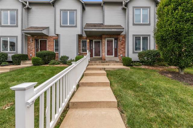 3804 Sherman Park Drive 8D, Saint Charles, MO 63303 (#19076878) :: St. Louis Finest Homes Realty Group