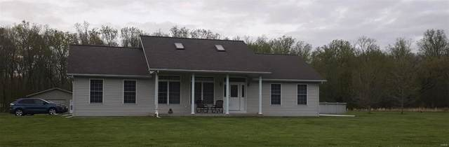 3336 Bell Lane, DUQUOIN, IL 62832 (#19076916) :: Clarity Street Realty