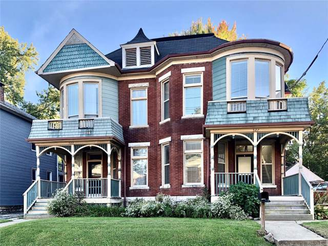 527 E 8th Street, Alton, IL 62002 (#19076938) :: Kelly Hager Group | TdD Premier Real Estate