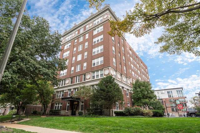 5330 Pershing Avenue #602, St Louis, MO 63112 (#19076964) :: Matt Smith Real Estate Group