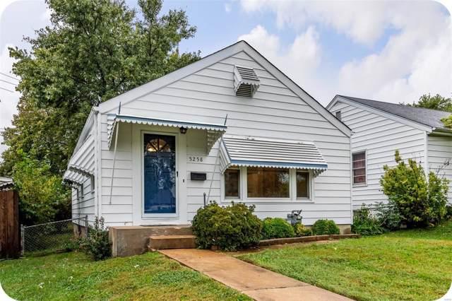 5258 Parker Avenue, St Louis, MO 63139 (#19076973) :: St. Louis Finest Homes Realty Group