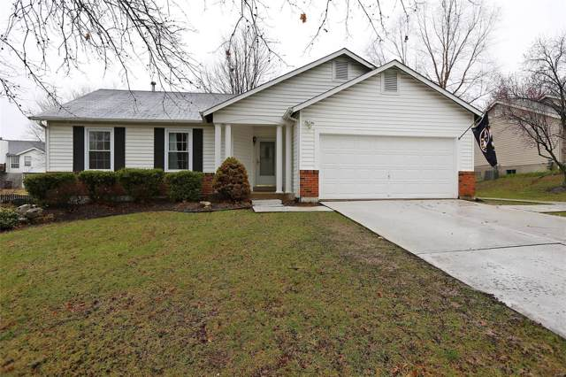 1404 Southgate Drive, Saint Peters, MO 63304 (#19077024) :: St. Louis Finest Homes Realty Group