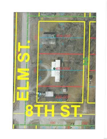 804 N Elm Street, ST ELMO, IL 62458 (#19077041) :: Clarity Street Realty