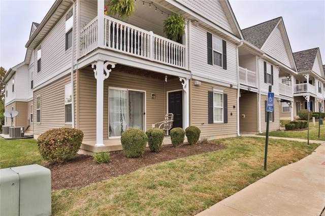 9723 Crayford Drive 1G, St Louis, MO 63123 (#19077056) :: Walker Real Estate Team