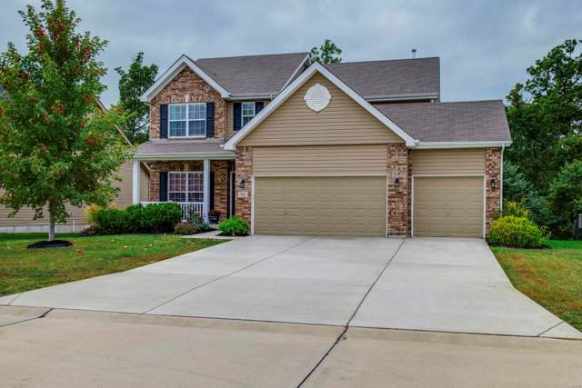 75 N Ridgewynd Court, Lake St Louis, MO 63367 (#19077073) :: The Kathy Helbig Group