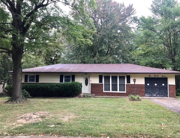127 Creekside Drive, Collinsville, IL 62234 (#19077089) :: St. Louis Finest Homes Realty Group