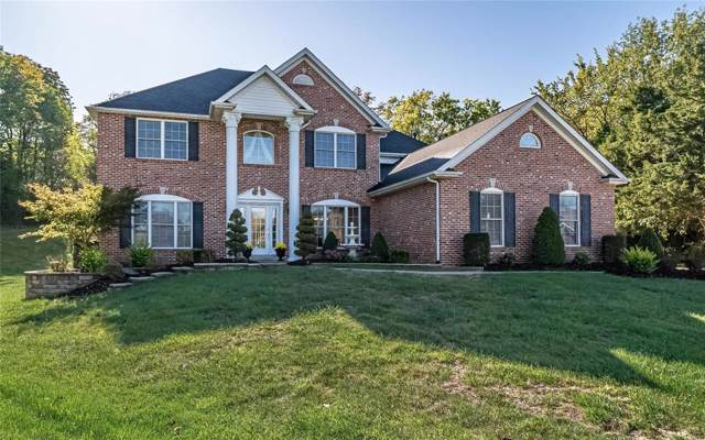 791 Southbrook Forest Court, Weldon Spring, MO 63304 (#19077091) :: The Kathy Helbig Group