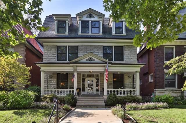 6142 Kingsbury Avenue, St Louis, MO 63112 (#19077096) :: Matt Smith Real Estate Group