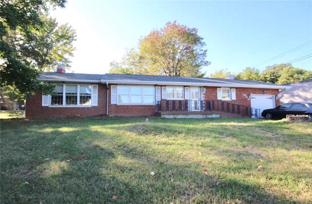 5510 Purvis, Godfrey, IL 62035 (#19077111) :: Kelly Hager Group | TdD Premier Real Estate