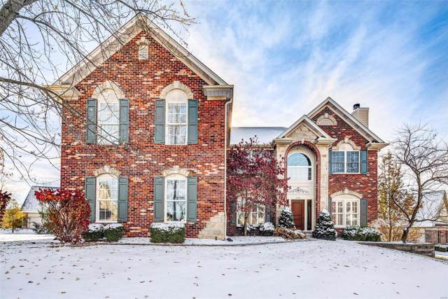 2703 Wynncrest Manor Drive, Wildwood, MO 63005 (#19077122) :: The Kathy Helbig Group
