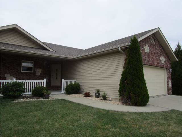 326 Jarvis Court B, Troy, IL 62294 (#19077141) :: Clarity Street Realty