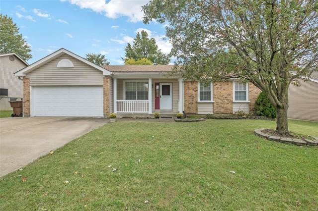 1109 Mendoza Drive, Saint Peters, MO 63376 (#19077142) :: Realty Executives, Fort Leonard Wood LLC