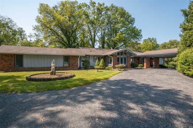 12300 Ladue Woods Drive, Creve Coeur, MO 63141 (#19077160) :: Kelly Hager Group | TdD Premier Real Estate