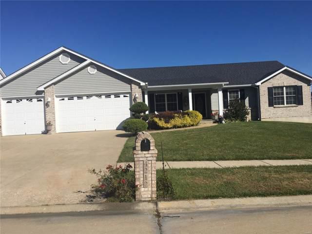 4212 Bedford Creek Lane, Wentzville, MO 63385 (#19077169) :: Matt Smith Real Estate Group