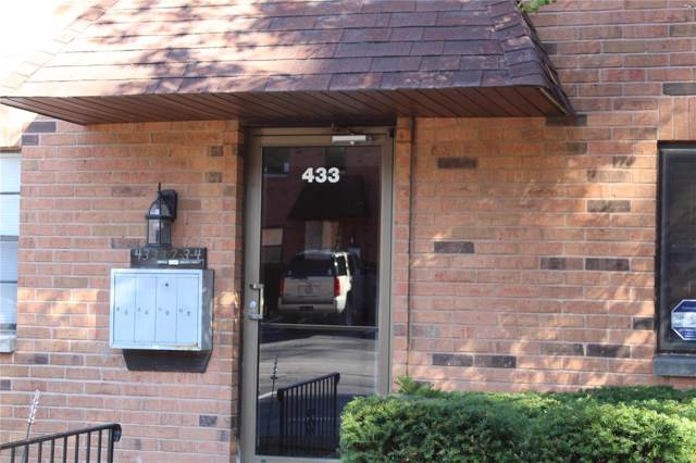 433 S Clay Avenue #1, Kirkwood, MO 63122 (#19077179) :: St. Louis Finest Homes Realty Group