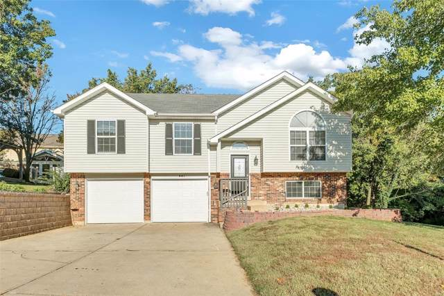 801 Bridle Spur, Lake St Louis, MO 63367 (#19077191) :: Barrett Realty Group