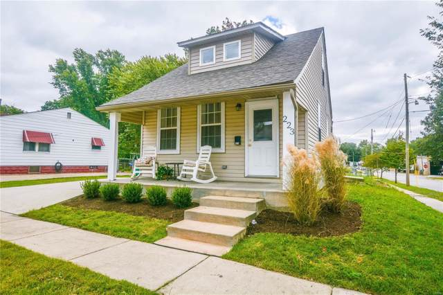 223 W 4th, O'Fallon, IL 62269 (#19077227) :: St. Louis Finest Homes Realty Group