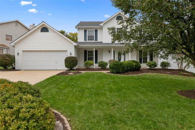3529 Canyon Creek Drive, Saint Peters, MO 63376 (#19077272) :: St. Louis Finest Homes Realty Group