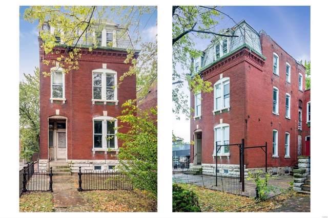 3430 S Jefferson Avenue, St Louis, MO 63118 (#19077280) :: Hartmann Realtors Inc.