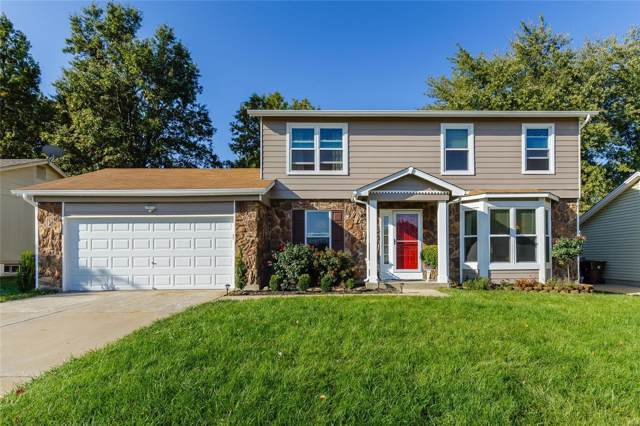 1041 Mendoza Drive, Saint Peters, MO 63376 (#19077284) :: The Becky O'Neill Power Home Selling Team