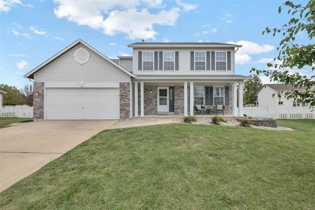 1112 Warm Winds Drive, O'Fallon, MO 63366 (#19077289) :: The Kathy Helbig Group