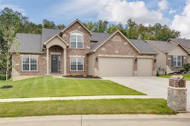 726 Lost Canyon Boulevard, Wentzville, MO 63385 (#19077301) :: Matt Smith Real Estate Group