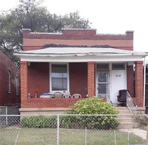 4137 Obear Avenue, St Louis, MO 63107 (#19077302) :: Hartmann Realtors Inc.