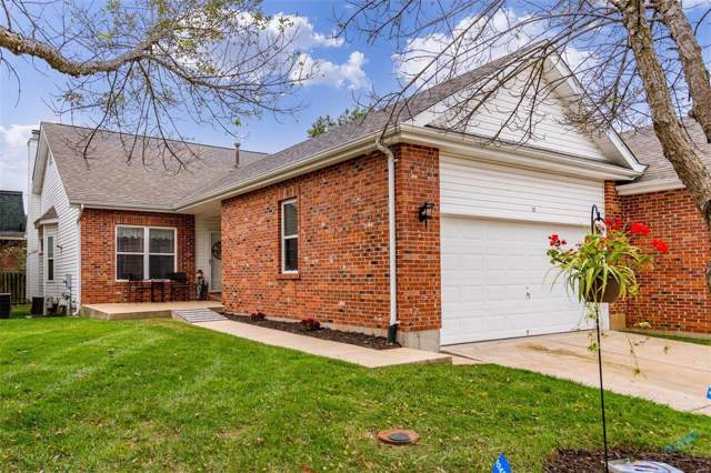 312 Holloway Ridge Court, Ballwin, MO 63011 (#19077316) :: St. Louis Finest Homes Realty Group