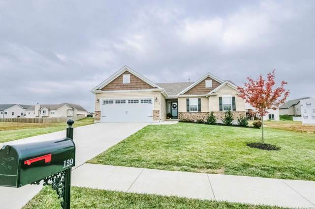129 Creek Hollow Way (Lot# 78), Moscow Mills, MO 63362 (#19077336) :: St. Louis Finest Homes Realty Group