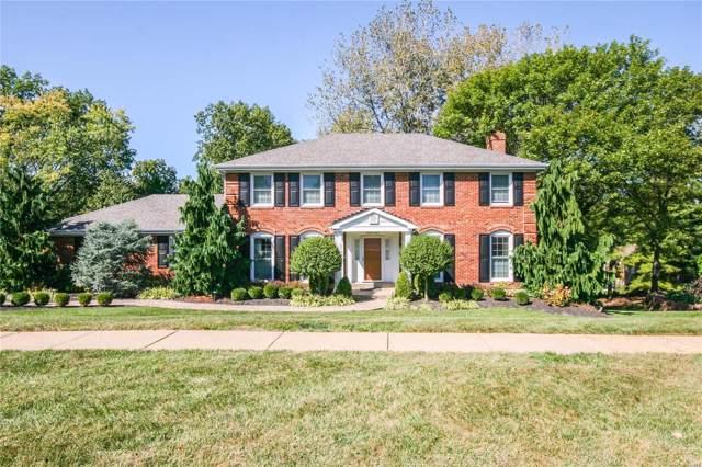 12523 Glencroft Drive, St Louis, MO 63128 (#19077340) :: Hartmann Realtors Inc.
